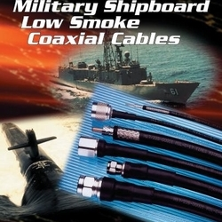 Shipboard Low Smoke Cables